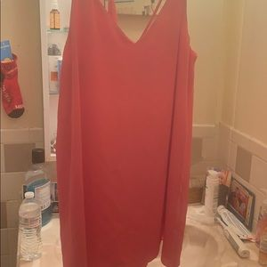 NWOT beautiful topshop bink dress sz12
